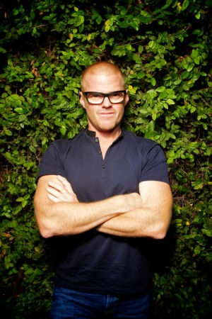 A Melbourne restaurant is rumoured to be on the cards for Heston Blumenthal.