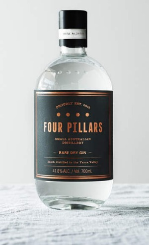 Four Pillars Gin.