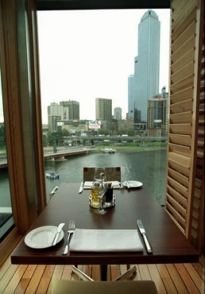Breezes at Crown: Soon to be the view from The Fat Duck (Melbourne).