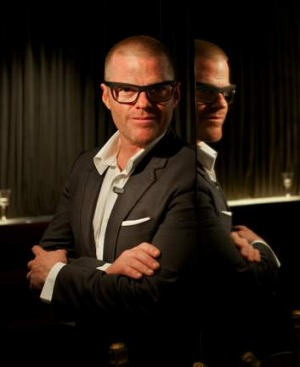 Heston Blumenthal at Crown.