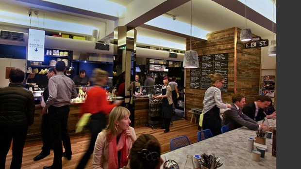 Bowery To Williamsburg Melbourne Review 2014 Good Food