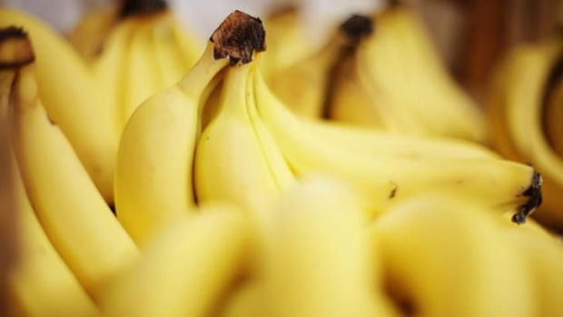 Fruity advice: Once ripe, bananas can be stored in the fridge.