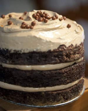 Jocelyn's Provisions are known for their layered cakes.