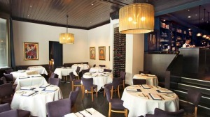 Hospitable flair: Matteo's is a stayer.