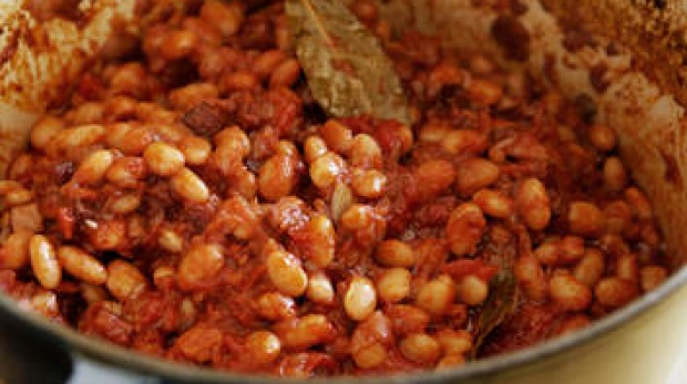 Home Made Baked Beans Recipe Good Food