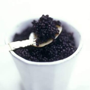 Caviar has long been considered the ''luxury'' ingredient.