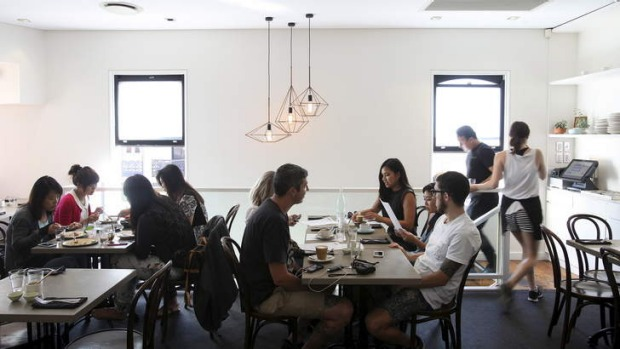 All in the detail: Pinbone's space is bright and welcoming