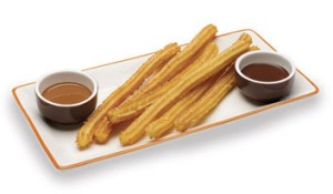A San Churro Chocolateria franchise has opened in the Westfield shopping centre in Woden.