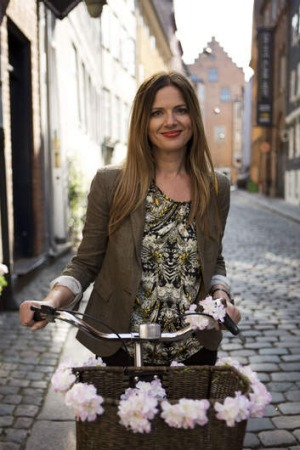 Julia Zemiro in Copenhagen to cover Eurovision.