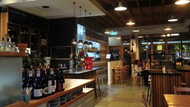 The Cupping Room Canberra Review 2014 | Good Food