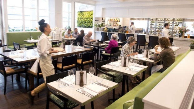 Cape Cod Comes To Indooroopilly: Inside Nantucket Kitchen And Bar.