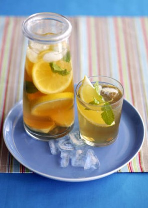 Iced tea by Caroline Velik  <a ...