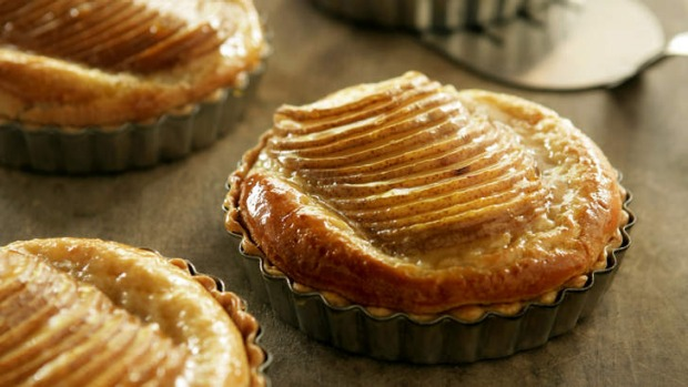 Use shortcrust pastry to make this morning-tea treat.
