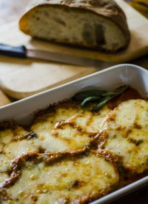Parmigiana: Golden, delicious and versatile.