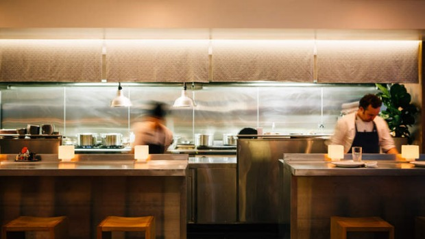 Quirky canteen: Join the queue at Supernormal.