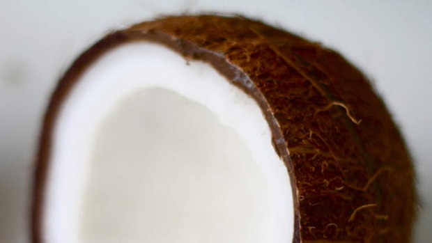 Coco loco: coconut oil has been hailed as great for everything from weight loss to improving memory.
