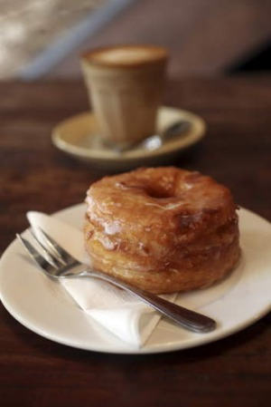 Cronuts, coffee and more at Brewtown Newtown, winner of best new cafe.