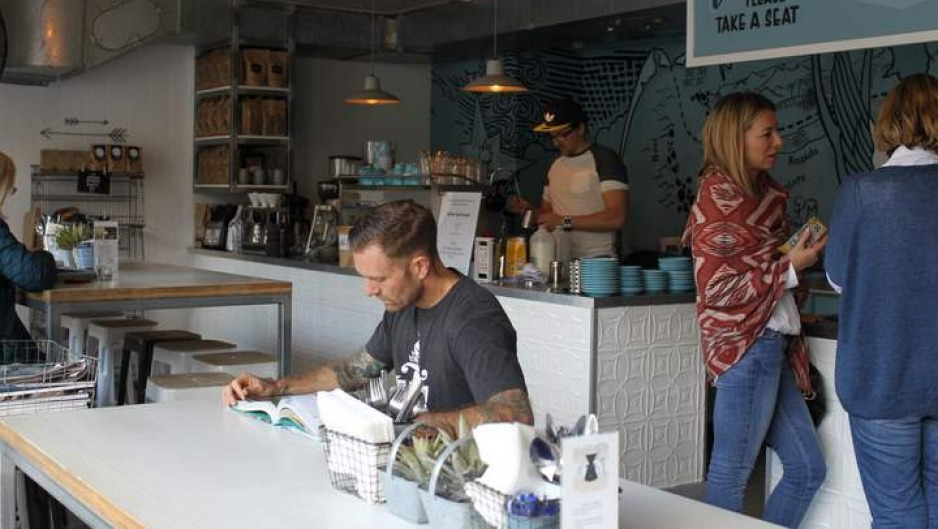 Cute corner: Ruby's has friendly staff, killer food and brilliant coffee.