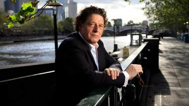 Tips for beginners from chef Marco Pierre White.