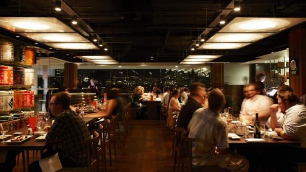 Chef shuffle ... Sake restaurant in Brisbane is losing its head chef.