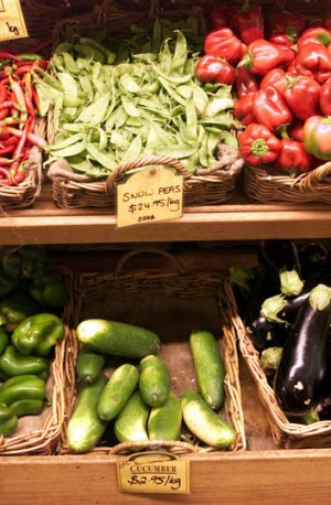 Whether you buy organic or local depends on your priorities.