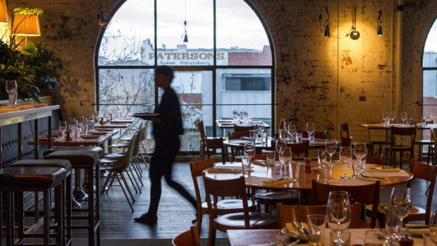 Panama Dining Room Fitzroy Review 2014