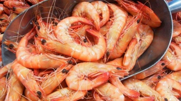"Raw prawns: seafood consumed locally is ""assumed by the consumer to be Australian product""."