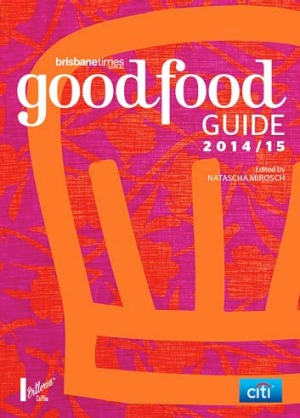 The Brisbane Times Good Food Guide 2014/15.