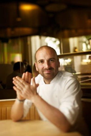 Investing in kitchen creativity ... Made Establishment's George Calombaris.