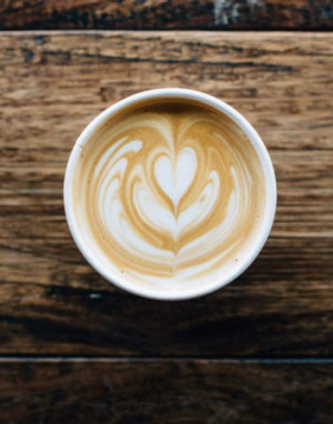 Market Lane stamp their takeaway cups with the mantra: 'We love to make coffee for the city that loves to drink it.'