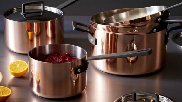 Get prepping: it's worth spending a bit of cash on decent pots and pans.