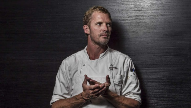 Award winner: Ryan Squires has been named Citi Chef of the Year.