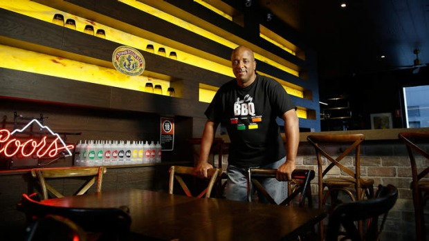 Hot stuff: Dan McGirt's Jazz City BBQ opens soon.