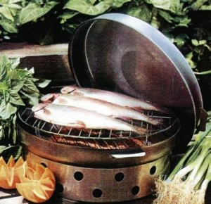 Big appeal: Fish such as trout are popular for smoking.