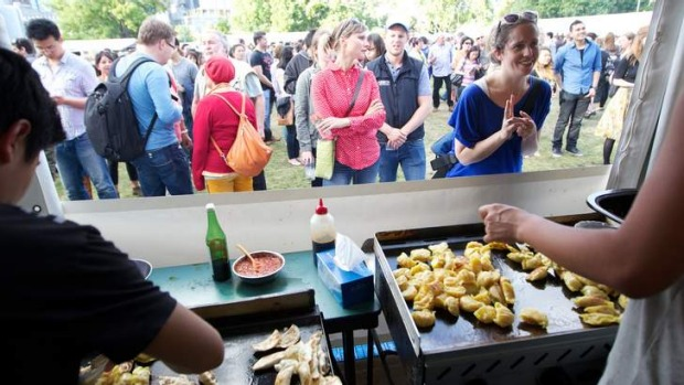 The Night Noodle Markets were a hit when they made their Melbourne debut last year.