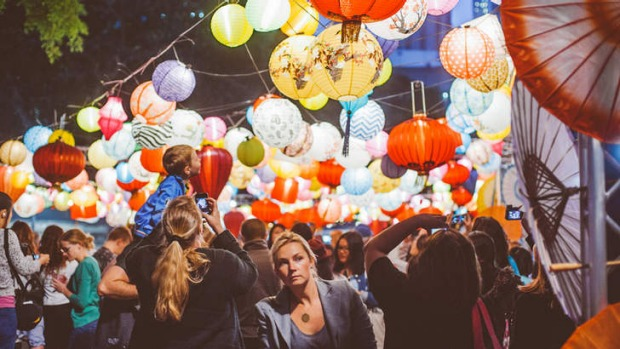 The Night Noodle Markets are coming to Brisbane.