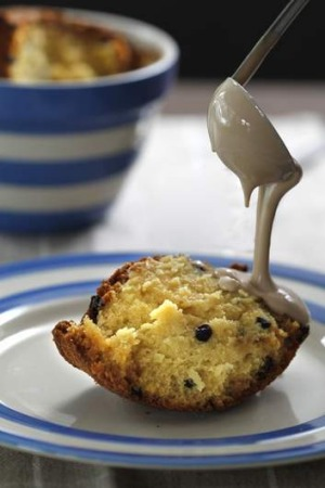 Dessert spotted dick — photo 6