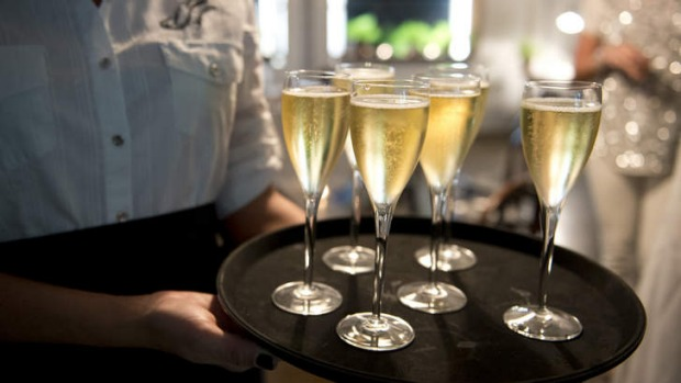 Facing competition: The Champagne region is looking at a new business model.