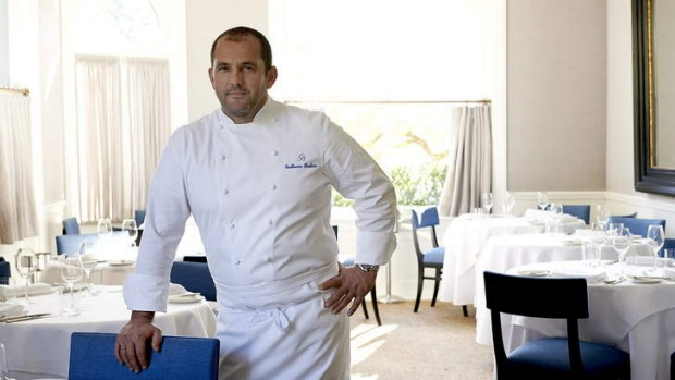 New digs: Guillaume Brahimi is moving his new restaurant into Paddington.