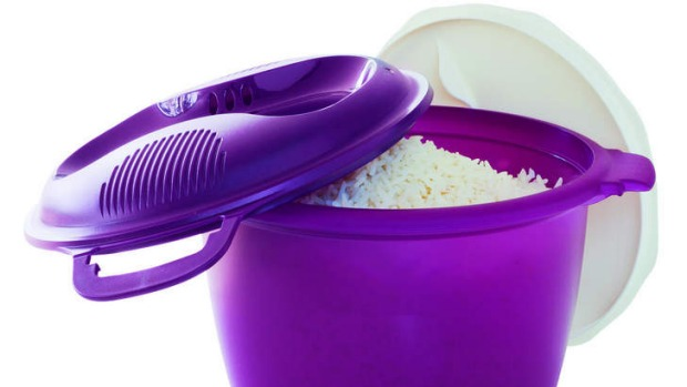 Safety alert: Plastic containers may be convenient but watch out for signs of wear and tear.