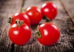 Pick of the crop: It is worth planting several types cherry tomatoes to give you a mix of colours and shapes.