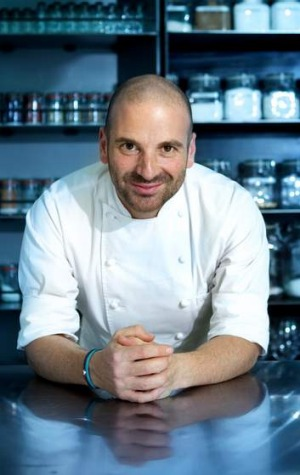 George Calombaris fronts restaurant group Made Establishment.