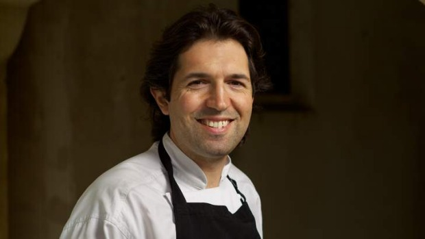 Pulling power: Attica chef Ben Shewry.