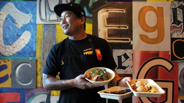 Food truck pioneer Roy Choi will attend WAW.