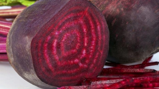 Versatile: Beetroot can be roasted or steamed.