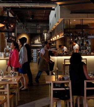 Surry Hills's Nomad has also been nominated.