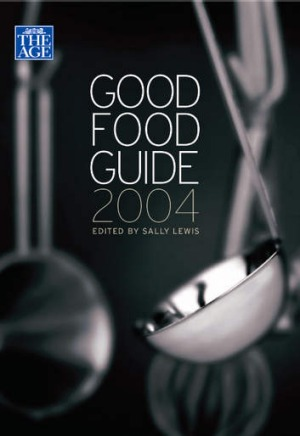 The Age Good Food Guide 2004.