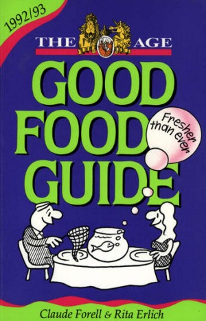 The Age Good Food Guide 1992/93.