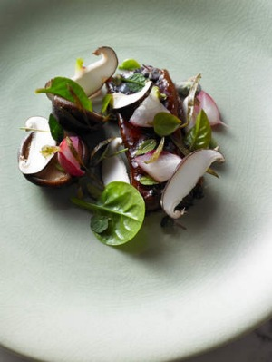 Daring garden-based cuisine at Brae.