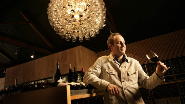 "Tip: Philip Rich says ""it's much better to drink a wine too young than too old""."
